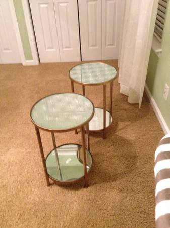 New Side Tables from Target $65 (for the pair)