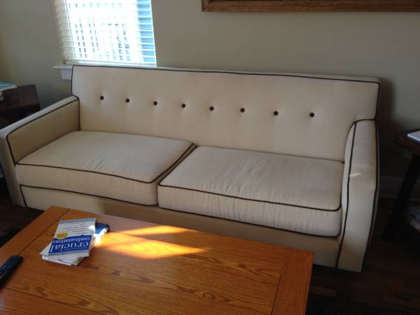 Microfiber Couch $325