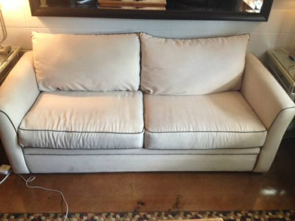 Pottery Barn Sleeper Sofa $300