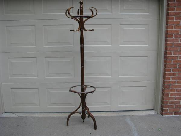 Vintage Coat/Hat Rack $35