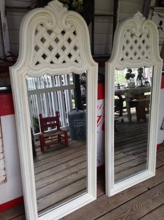 Pair of Mirrors $50