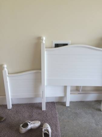 Twin Bed $40