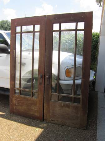 Pair of Antique Doors $200