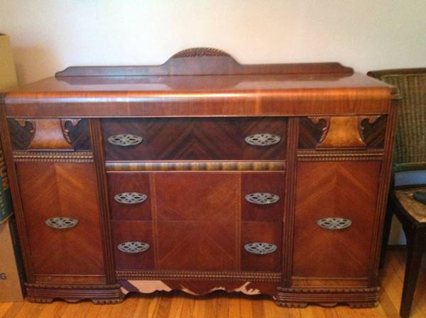 Antique Buffet     $100     View on Craigslist