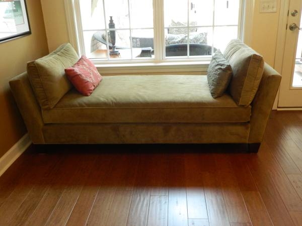 Chaise Lounge     $125     View on Craigslist