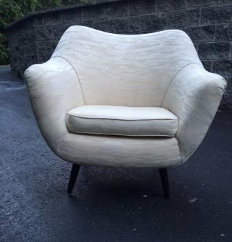 Mid Century Modern Chair     $150     View on Craigslist