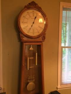 Grandfather Clock     $50     View on Craigslist