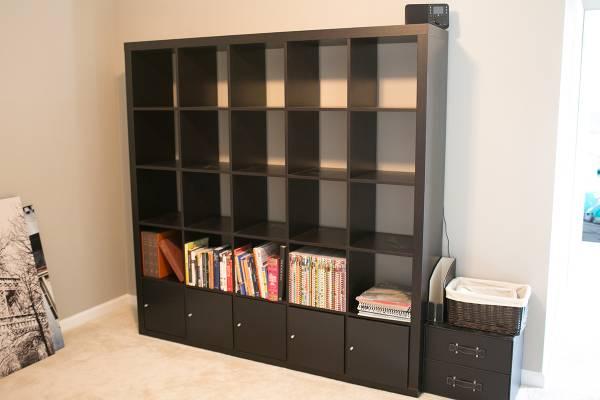 IKEA Expedit Storage Unit $75 View on Craigslist