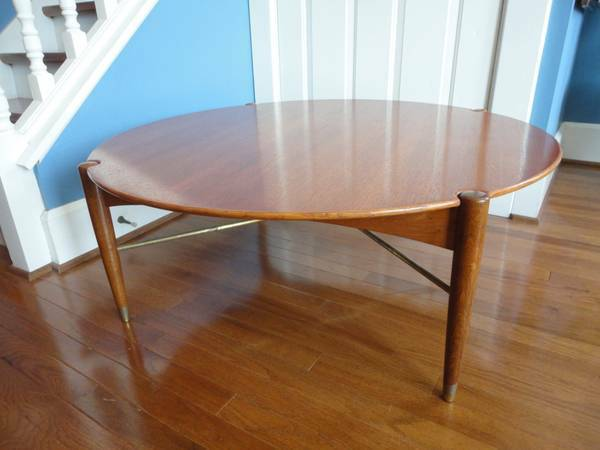 Swedish Mid Century Coffee Table $495 View on Craigslist