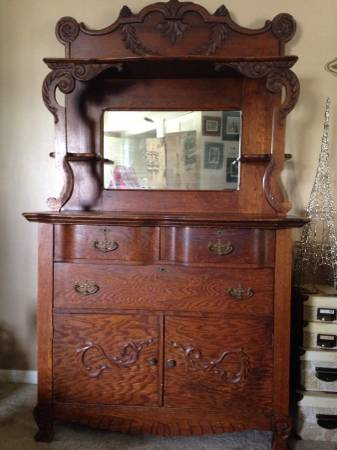 Antique Buffet     $175     View on Craigslist