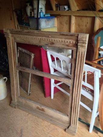 Antique Window $50 View on Craigslist