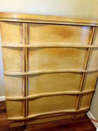 Vintage Dresser     $60   This vintage dresser would look great painted.    View on Craigslist