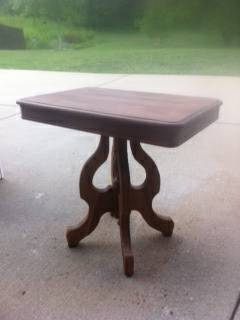 Antique Side Table     $50     View on Craigslist