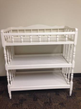 Changing Table     $65     View on Craigslist