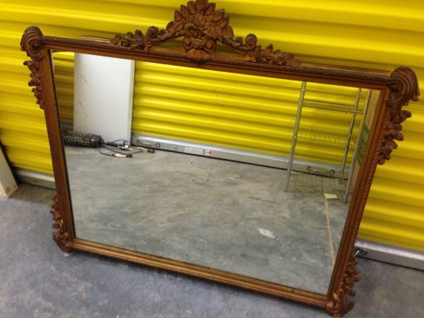 Antique Mirror     $100     View on Craigslist