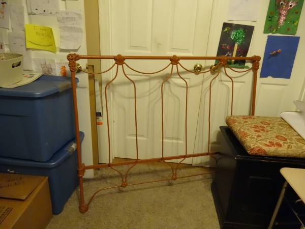 Antique Full Size Headboard     $75     View on Craigslist