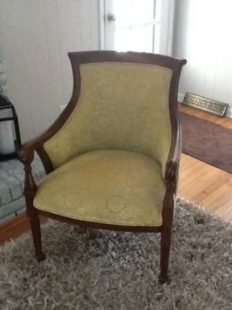 Accent Chair $55 View on Craigslist
