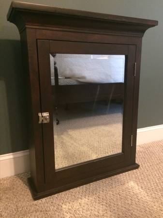 Restoration Hardware Medicine Cabinet     $125     View on Craigslist