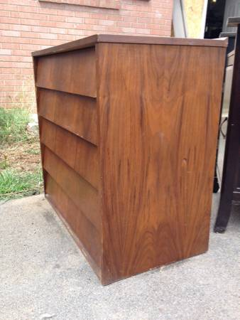 Vintage Dresser     $60     View on Craigslist