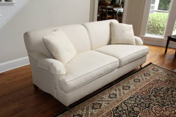 Baker Custom Sofa $875 View on Craigslist