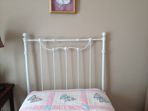 Twin Iron Headboard     $250     View on Pinterest