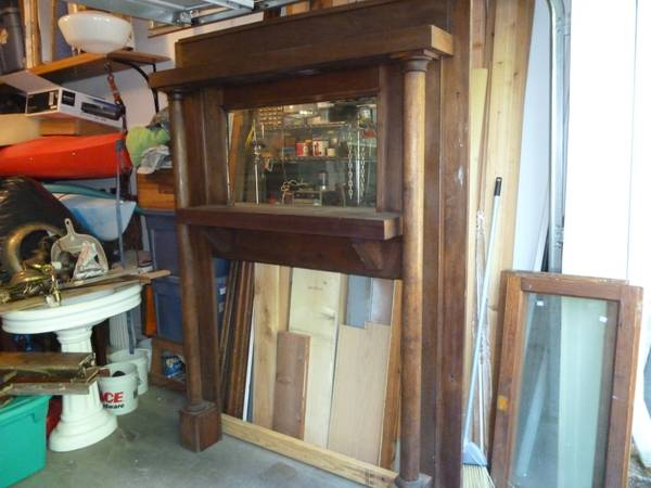 Antique Mantle     $400     View on Craigslist