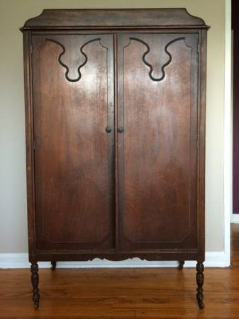 Antique Chifferobe $150 View on Craigslist