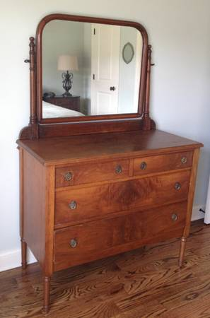 Antique Dresser     $175     View on Craigslist