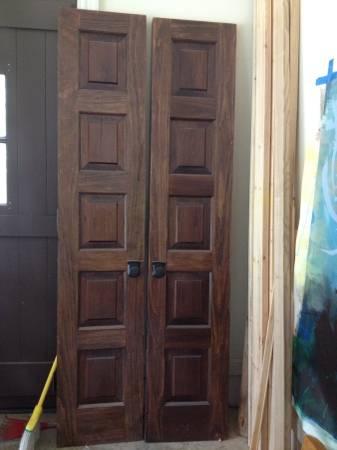 Pair of Doors     $200     View on Craigslist