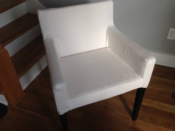 IKEA Nils Arm Chair  $90 There are 2 available. View on Craigslist