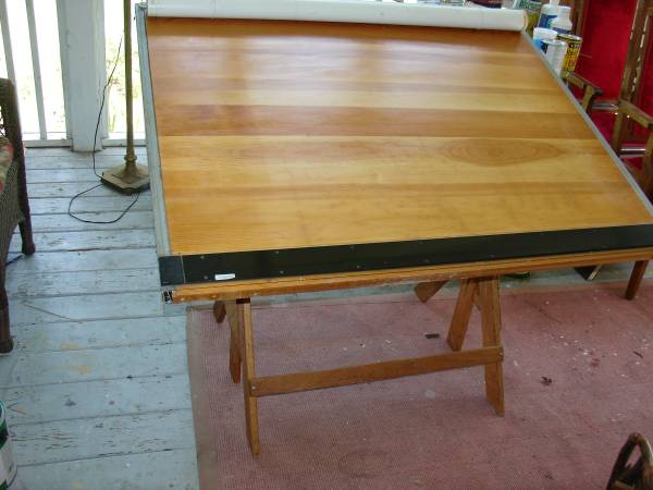 1950's Drafting Table     $195     View on Craigslist