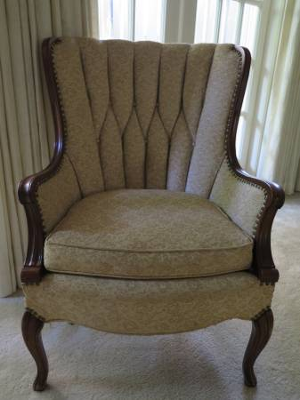 Antique Chair $40 View on Craigslist