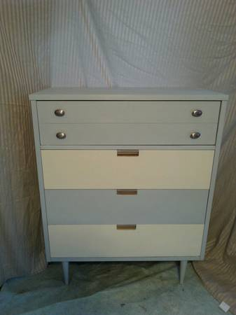 Basset Mid Century Dresser     $140     View on Craigslist