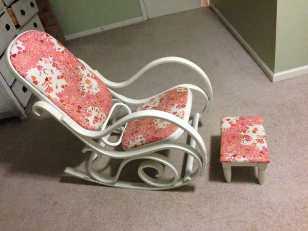 Vintage Bentwood Rocker     $150     View on Craigslist