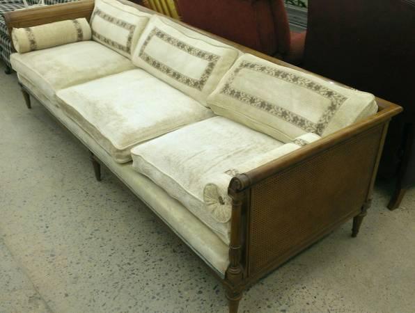 Vintage Sofa     $400     View on Craigslist