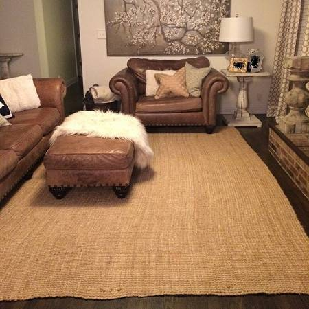 West Elm 8' x 10' Rug     $225     View on Craigslist