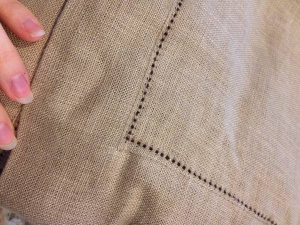 Pair of Linen Curtain Panels     $30     View on Craigslist