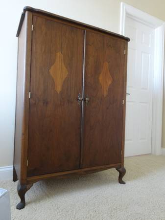 Antique Armoire     $195     View on Craigslist