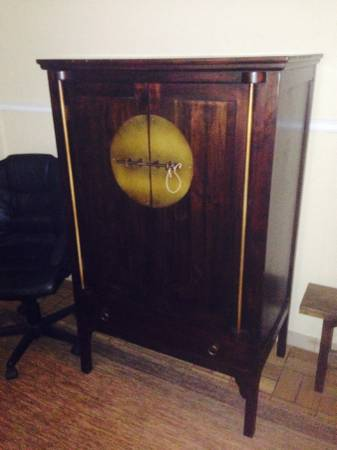 Armoire     $80     View on Craigslist