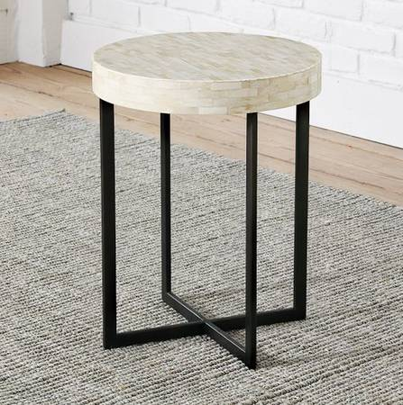 West Elm Side Table     $125   This table retails for $199 at West Elm.    View on Craigslist