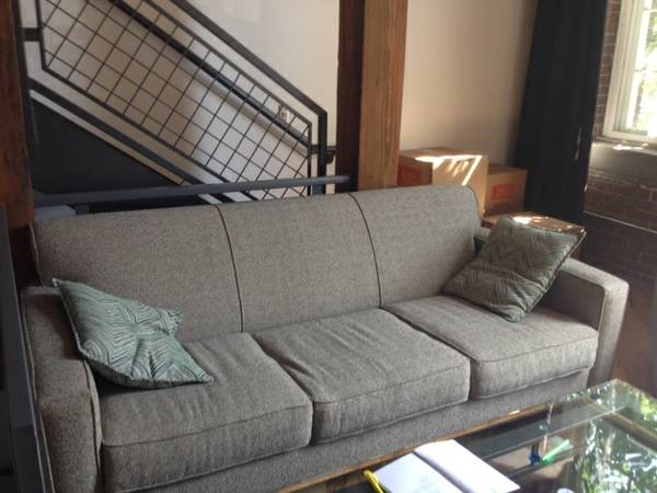 Couch and Chair $250 View on Craigslist