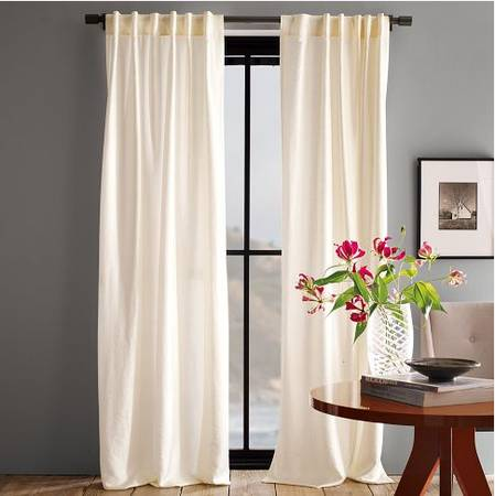Pair of West Elm Curtain Panels     $40     View on Craigslist