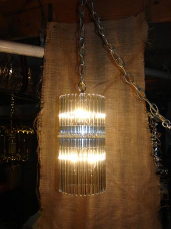 Vintage Chandelier     $185   I love these chandeliers, there are 2 available.     View on Craigslist