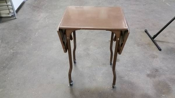 Vintage Typewriter Table     $35     View on Craigslist