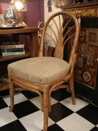 Rattan Chair     $39     View on Craigslist