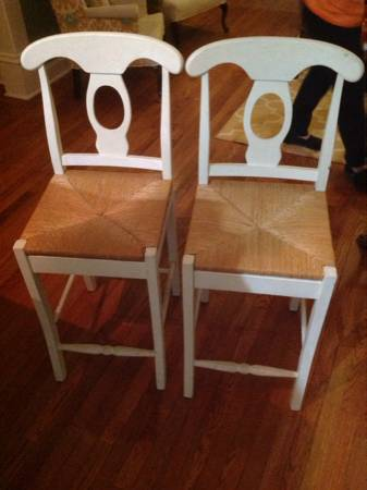 Pair of Barstools     $75     View on Craigslist