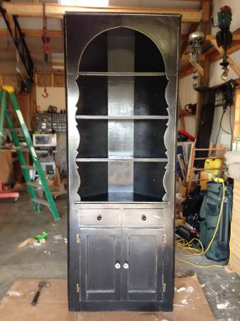 Antique Corner Cabinet     $100     View on Craigslist