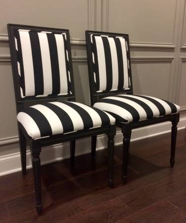 Pair of French Style Chairs $325 View on Craigslist