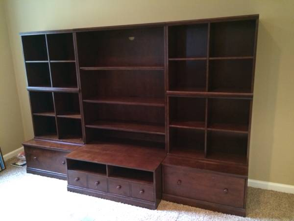 Pottery Barn Entertainment Center     $150     View on Craigslist