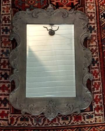 Grey Mirror      $120     View on Craigslist